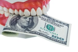 Oral health investment for dental implants.